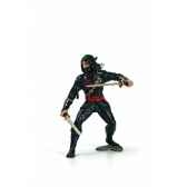 figurine heros le mysterieux ninja schleich 70069