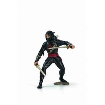 Figurine héros le mystérieux ninja schleich 70069