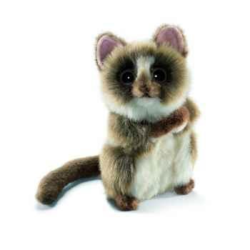 Anima - Peluche tarsier 13 cm -4558