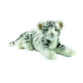 anima peluche tigre blanc junior 35 cm 4754