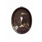 plateau ovale design ibride le boudoir portrait honore