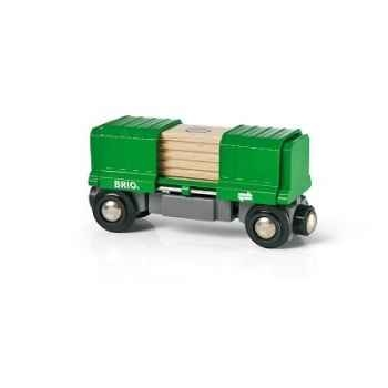 Wagon porte-conteneur - nouveau -33561000