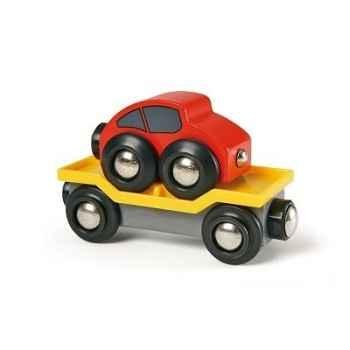 Wagon transporteur de voitures - nouveau -33559000