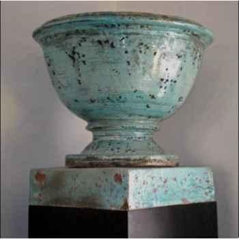 Coupe turquoise moyenne CO-medium-T
