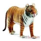 anima peluche tigre brun a 4 pattes 160 cm 4329