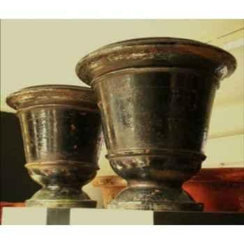 Pot classique noire moyen V-CL-ME-N