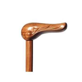 Canne bois ivoire William Faulkner -SN06
