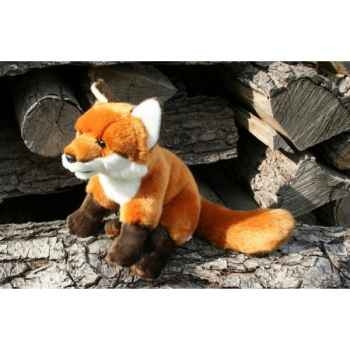 Peluche anima renard 30cml ushuaia junior -701