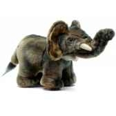 peluche elephant 15cmh anima 2967