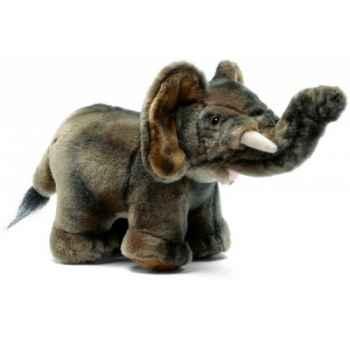 Peluche eléphant 15cmh anima -2967