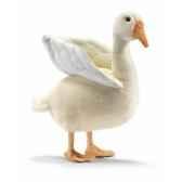 peluche oie blanche 26cmh anima 4945