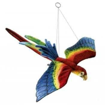 Peluche ara en vol 50cml anima -5571