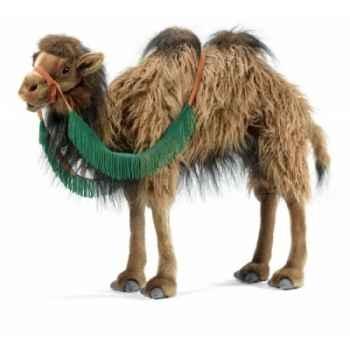 Peluche chameau 45cmh/50cml anima -5585