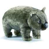 anima peluche wombat gris 26 cm 3249