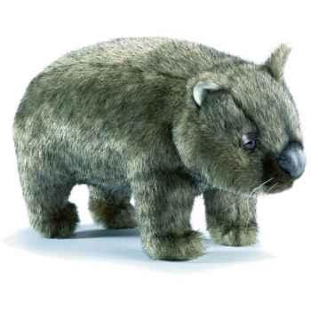 Anima - Peluche wombat gris 26 cm -3249