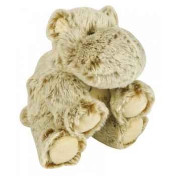 Peluche les z\'animoos - hippo gm 25 cm histoire d\'ours -2035