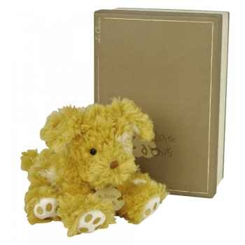 Peluche chien caramel mm histoire d\'ours -2057