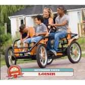 velo familiagrantour af noir orange berg toys 290781