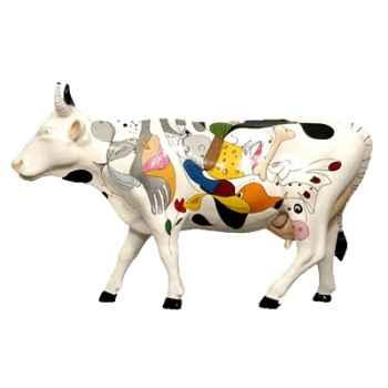 Cow Parade -Buenos Aires 2005, Artiste Florencia Serantes - Contenedor de Vida-46389