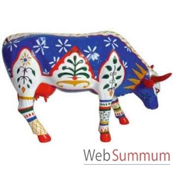 Cow Parade -Denver 2006, Artiste Michel Council - Talavera Cow-46410