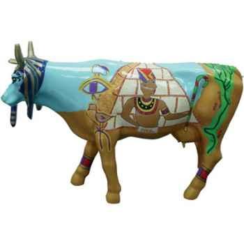 Cow Parade -Harrisburg 2004, Artiste Daniella L. Shumaker - Cowopatra-46337