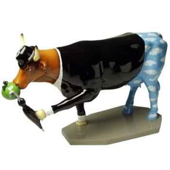 Cow Parade -Kansas City 2001, Artiste Linda Jayne Schmer - Moogritte-46160
