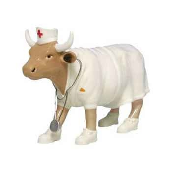 Cow Parade -Las Vegas 2002, Artiste Angelic Fedevich/Matt Kiovatch -Nurse Nightencow -47357