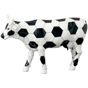 Cow Parade -Manchester 2004, Artiste Zoe Betteley - Moochester F.C.-46355