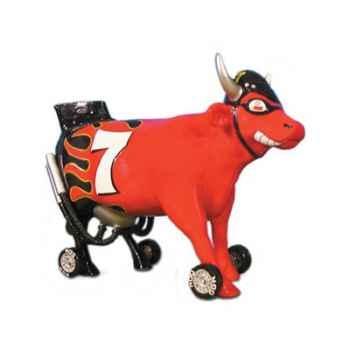 Cow Parade -Nacow Stockyard Racecow -26225