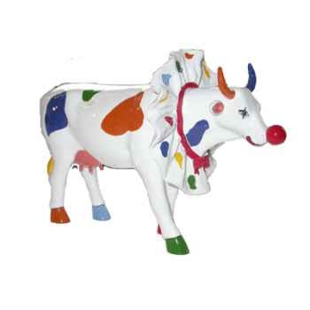 Cow Parade -New York 2000, Artiste Catherine Krebs - Big Appel Cir-cow-26532