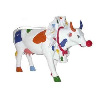 Cow Parade -New York 2000, Artiste Catherine Krebs - Big Appel Cir-cow-26532