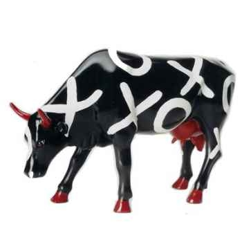 Cow Parade -New York 2000, Artiste Susan Rooney - Hugs & Smooches-20107