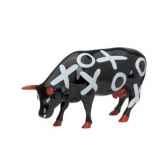 cow parade new york 2000 artiste susan rooney hugs smooches 49176