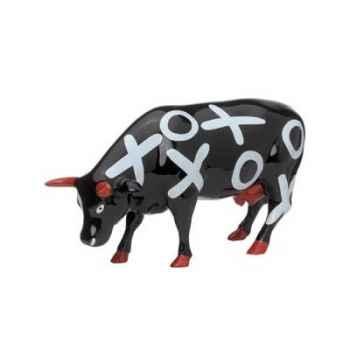 Cow Parade -New York 2000, Artiste Susan Rooney -Hugs & Smooches -49176