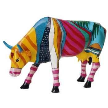 Cow Parade -New York 2000, Artiste Valter Morais - Boca Bovine-20111