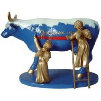 Cow Parade -Paris 2006, Artiste Jacky Samson - Caprice à Loevre-46404