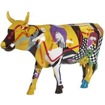 Cow Parade -Paris 2006, Artiste Martine Diotalevi - Meuhtro-46395