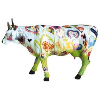 Cow Parade -Stamford 2000, Artiste Christian Nap - Harriet Cow-26542