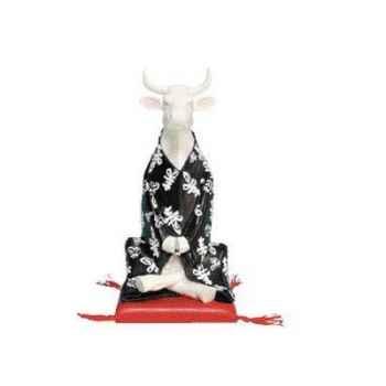 Cow Parade -Stockholm 2004, Artiste Jan Edlund -Meditating Cow-47720