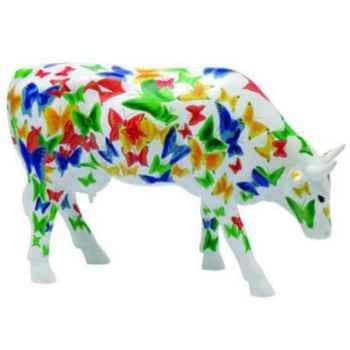 Cow Parade -Stockhom 2004, Artiste Emma Knowles - Gullan-46385