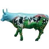 cow parade west hartford 2003 artiste mary beth whalen cow barn 46336