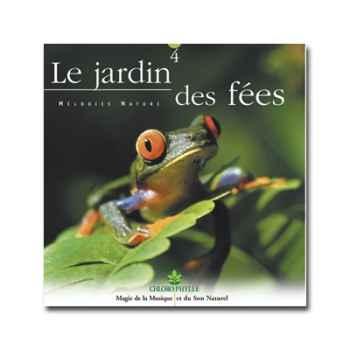 CD - Le jardin des fées - Chlorophylle
