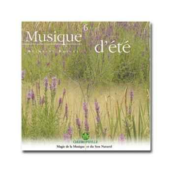 CD - Musique d'Eté - Chlorophylle