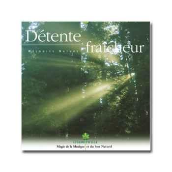 CD - Détente Fraîcheur - Chlorophylle