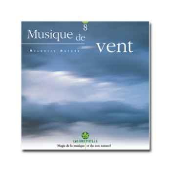 CD - Musique de vent - Chlorophylle