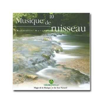 CD - Musique de ruisseau - Chlorophylle