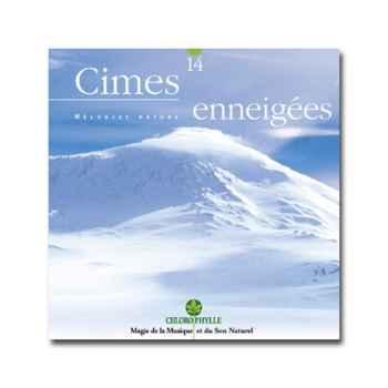 CD - Cimes enneigées - Chlorophylle