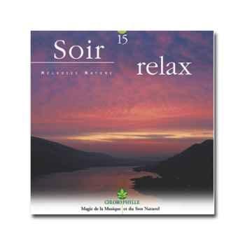 CD - Soir relax - Chlorophylle
