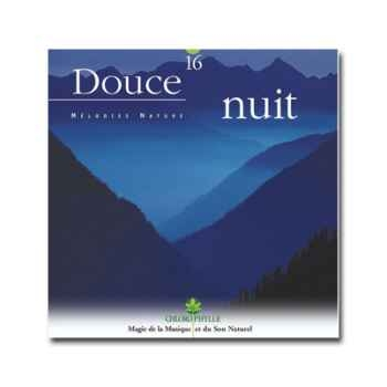 CD - Douce Nuit - Chlorophylle