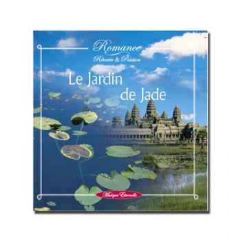 CD - Le jardin de Jade - réf. supprimée - Romance